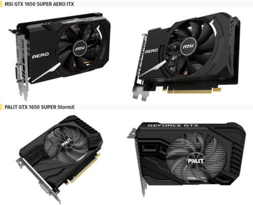 NVIDIA lanza la GTX 1650 Super para hacer frente a la Radeon RX 5500 45