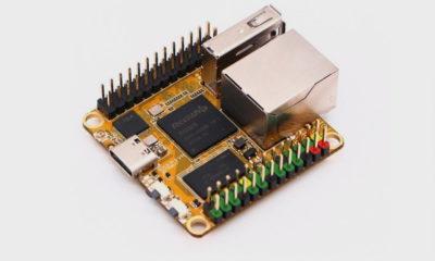Rock Pi S, un ordenador en miniatura con un precio de 9,90 dólares 46