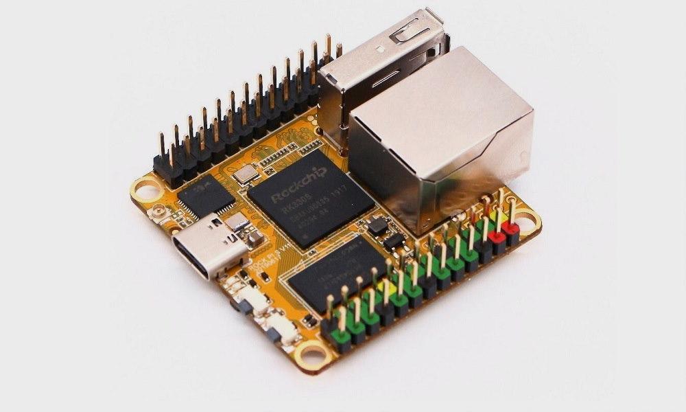 Rock Pi S, un ordenador en miniatura con un precio de 9,90 dólares 31