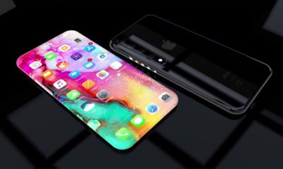 Los smartphones con pantalla curvada en sus cuatro lados llegarán en 2020 49
