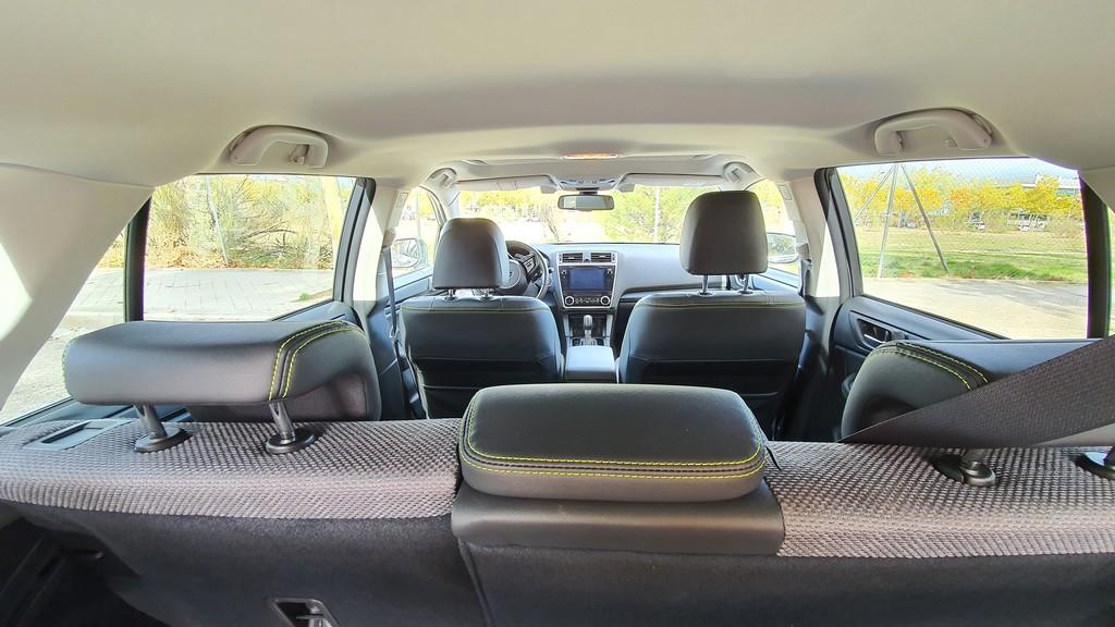 Subaru Outback Bi Fuel, comprensión 38