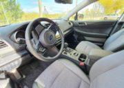 Subaru Outback Bi Fuel, comprensión 64