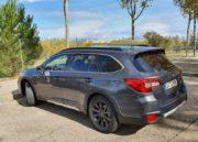Subaru Outback Bi Fuel, comprensión 76
