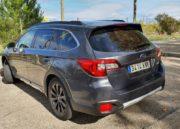Subaru Outback Bi Fuel, comprensión 78