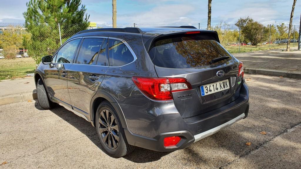 Subaru Outback Bi Fuel, comprensión 48