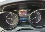 Subaru Outback Bi Fuel, comprensión 90