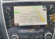 Subaru Outback Bi Fuel, comprensión 92