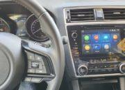 Subaru Outback Bi Fuel, comprensión 94