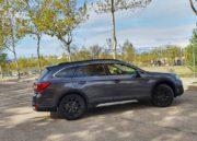 Subaru Outback Bi Fuel, comprensión 98