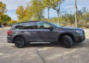 Subaru Outback Bi Fuel, comprensión 100