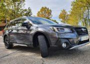 Subaru Outback Bi Fuel, comprensión 106