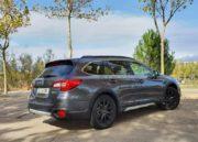 Subaru Outback Bi Fuel, comprensión 108