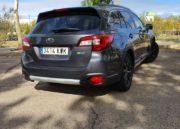 Subaru Outback Bi Fuel, comprensión 110