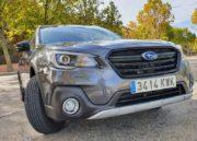 Subaru Outback Bi Fuel, comprensión 112