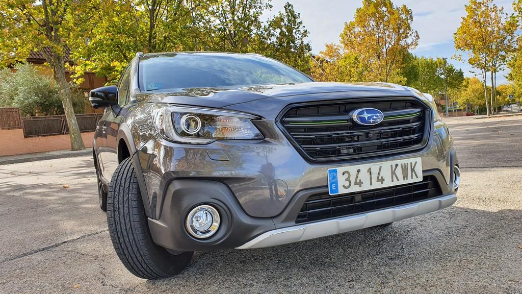 Subaru Outback Bi Fuel, comprensión 32