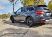 Subaru Outback Bi Fuel, comprensión 122