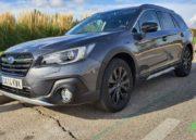 Subaru Outback Bi Fuel, comprensión 124