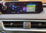 Lexus UX 250h, interpretación 146