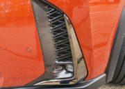 Lexus UX 250h, interpretación 85