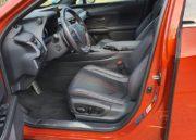 Lexus UX 250h, interpretación 139