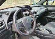 Lexus UX 250h, interpretación 93