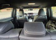 Lexus UX 250h, interpretación 111