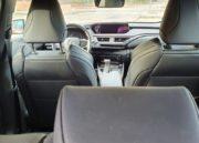 Lexus UX 250h, interpretación 113