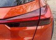 Lexus UX 250h, interpretación 117