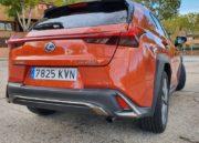 Lexus UX 250h, interpretación 119