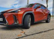 Lexus UX 250h, interpretación 127