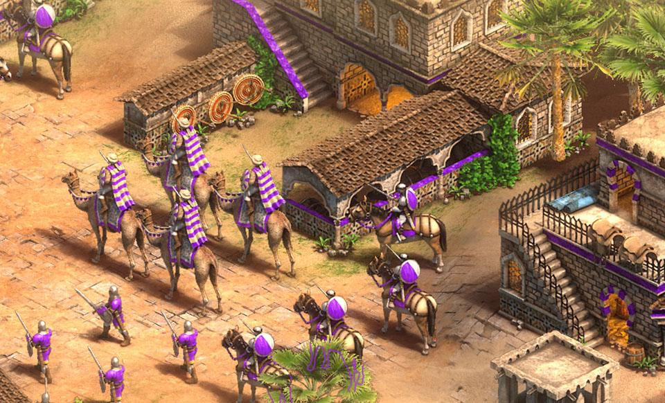 Age of Empires II: Definitive Edition, 1.000 años de historia convenientemente revisados 40