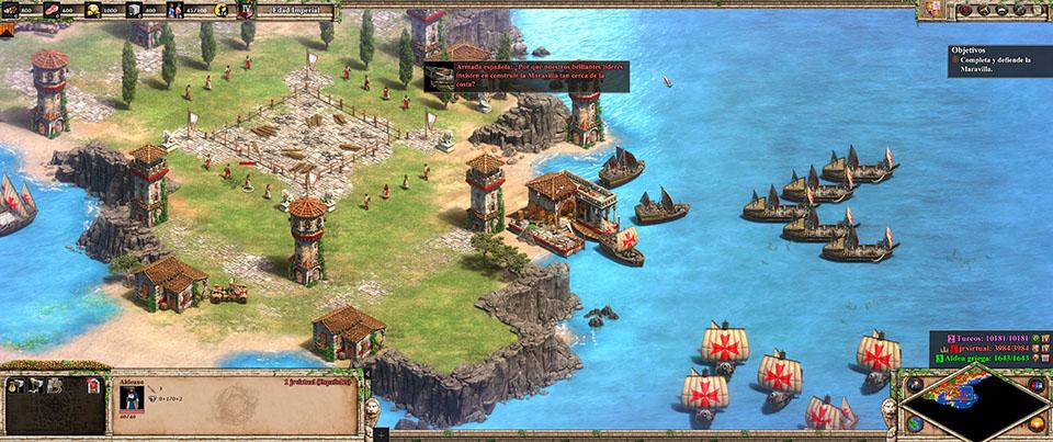 Age of Empires II: Definitive Edition, 1.000 años de historia convenientemente revisados 44