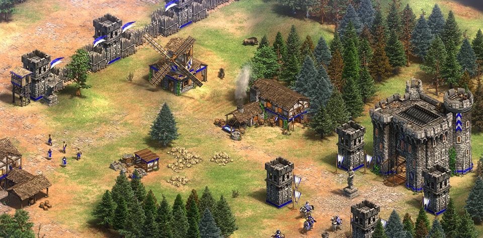 Age of Empires II: Definitive Edition, 1.000 años de historia convenientemente revisados 33