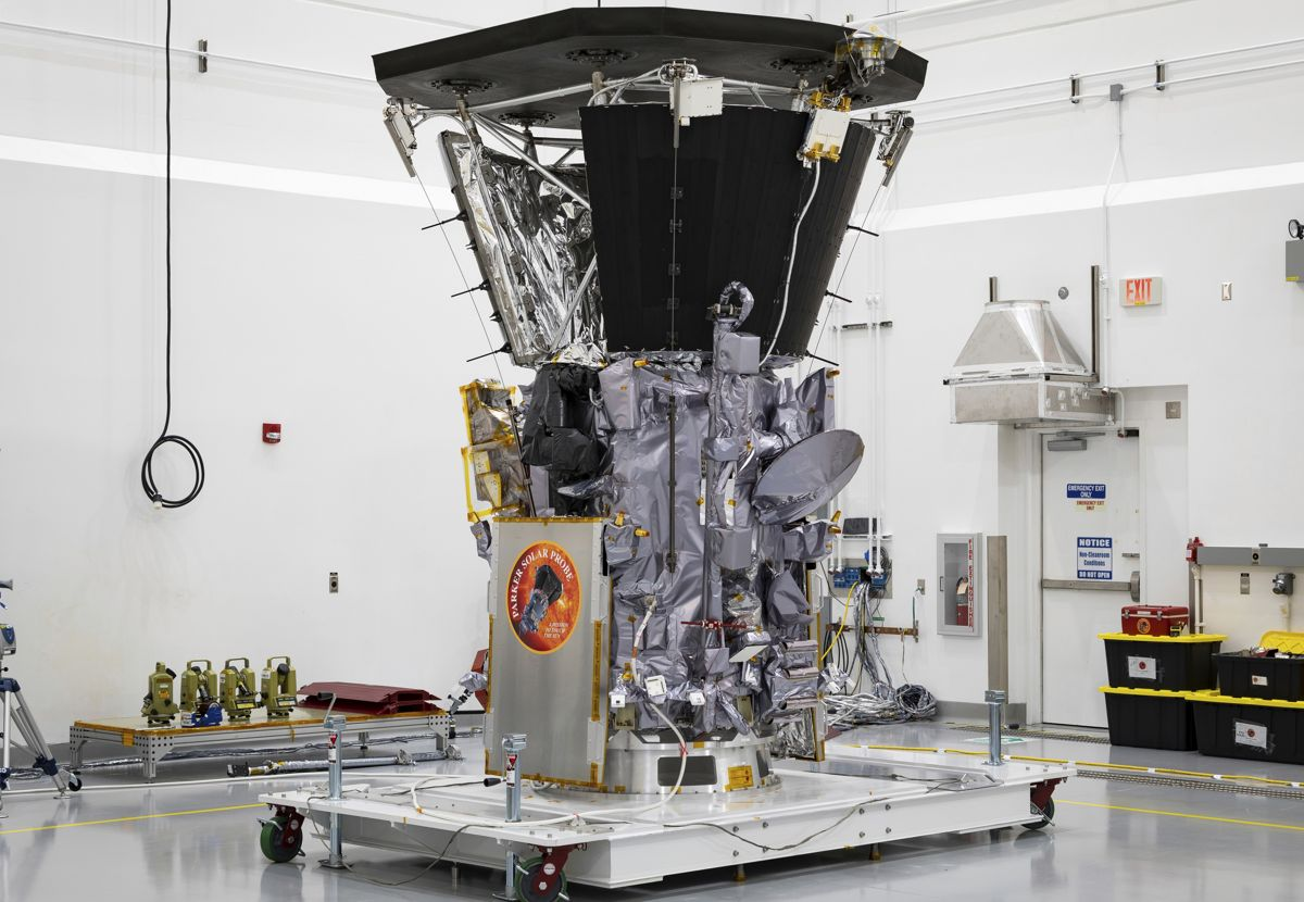 Así es la Sonda Solar Parker de la NASA que ha sido enviada al Sol