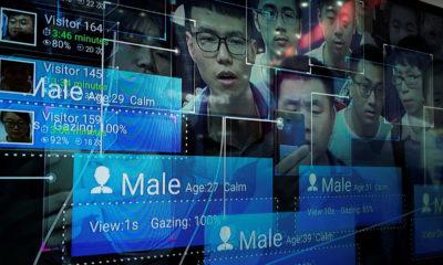 China Reconocimiento facial Teléfono