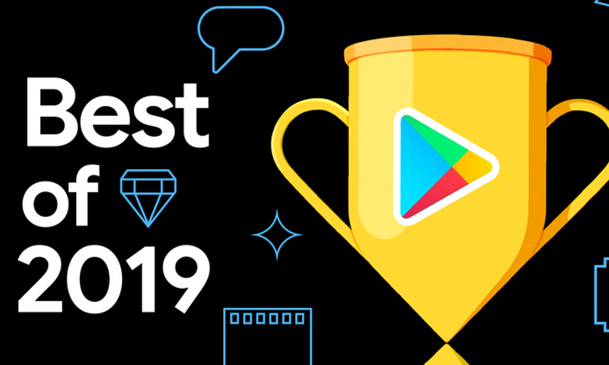 Contenidos mas populares de la Google Play Store en 2019