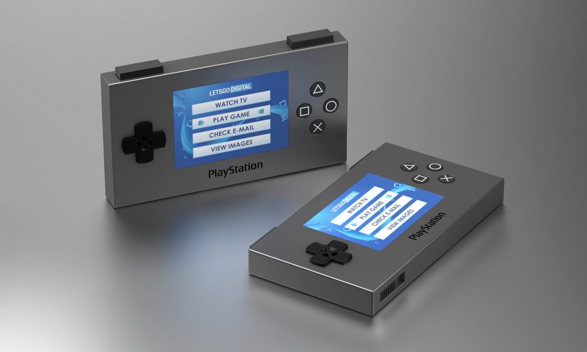 Controlador rectangular para PlayStation 5 mostrado en una patente