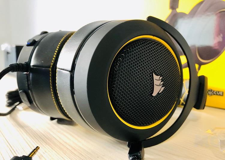 Corsair HS60 Pro Surround, análisis: la elegancia no tiene por qué ser incómoda 61