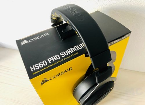 Corsair HS60 Pro Surround