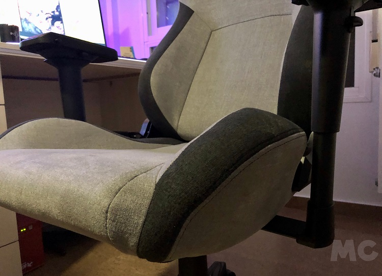 Corsair T3 Rush Gaming Chair, análisis: comodidad sugerente y funcional 33