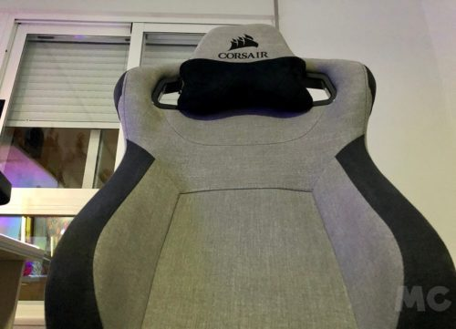 Corsair T3 Rush Gaming Chair, análisis: comodidad sugerente y funcional 46