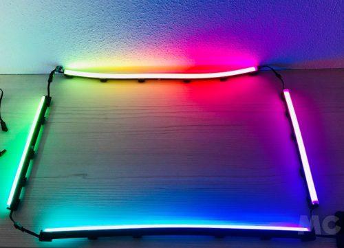 Corsair iCUE LS100 Smart Lighting Strip, análisis: deja que la luz te eleve a nuevas cimas 49