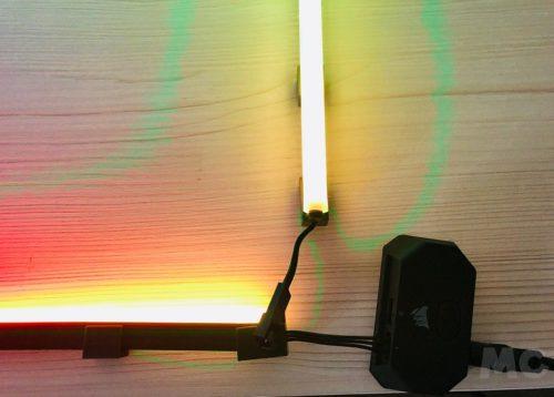 Corsair iCUE LS100 Smart Lighting Strip, análisis: deja que la luz te eleve a nuevas cimas 45