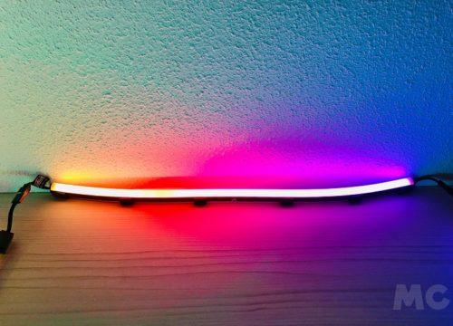 Corsair iCUE LS100 Smart Lighting Strip, análisis: deja que la luz te eleve a nuevas cimas 47