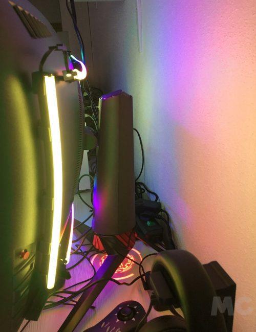 Corsair iCUE LS100 Smart Lighting Strip, análisis: deja que la luz te eleve a nuevas cimas 56