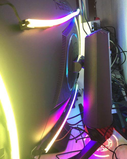 Corsair iCUE LS100 Smart Lighting Strip, análisis: deja que la luz te eleve a nuevas cimas 58