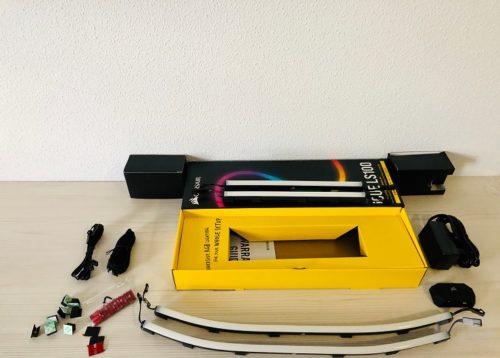 Corsair iCUE LS100 Smart Lighting Strip, análisis: deja que la luz te eleve a nuevas cimas 37