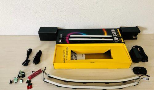 Corsair iCUE LS100 Smart Lighting Strip, análisis: deja que la luz te eleve a nuevas cimas 41