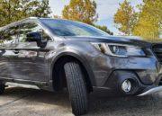 Subaru Outback Bi Fuel, comprensión 126