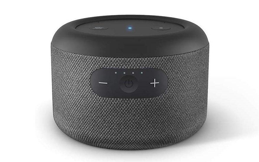 Echo Input portable